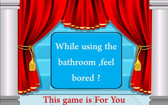 ToiletTime : Game bathroom poster