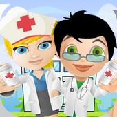 Doctor kids Go icon