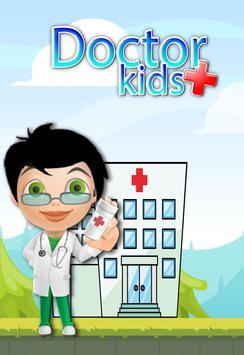 Doctor kids Go poster