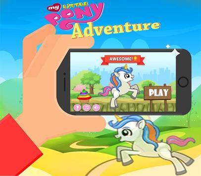 Litter Pony : Adventure poster