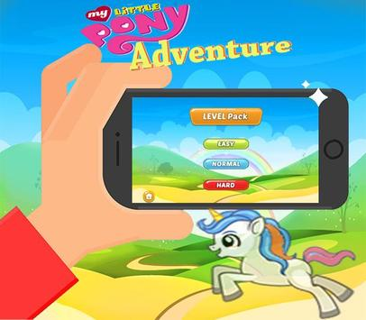 Litter Pony : Adventure apk screenshot