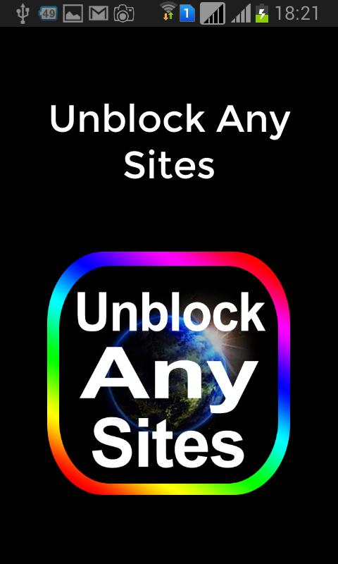 Unblock Any Sites for Android - APK Download