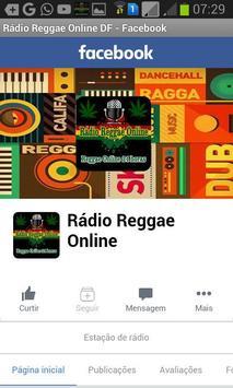 Rádio Reggae Online DF screenshot 3