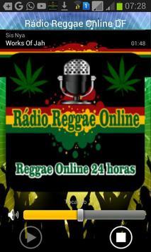 Rádio Reggae Online DF poster