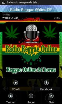 Rádio Reggae Online DF screenshot 1