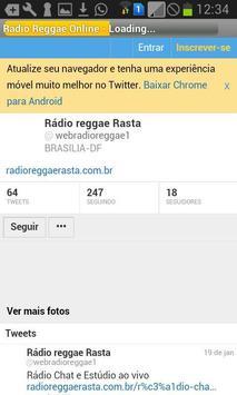 Rádio Reggae Online DF screenshot 4