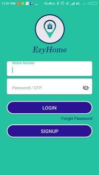 EzyHomes screenshot 1