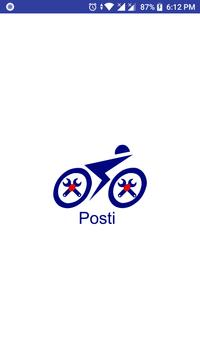 Posti Service poster