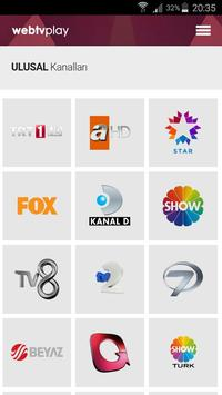 WebTV Play apk screenshot