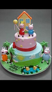 Birthday Cake design idea 2017 screenshot 4