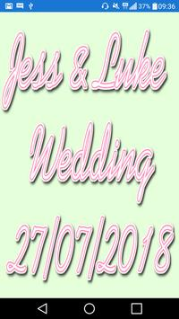 Bakers Wedding poster