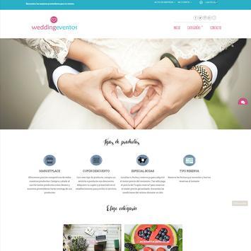 Wedding Eventos screenshot 2