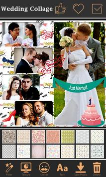Wedding Photo Collage Maker screenshot 3