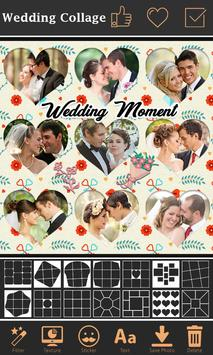 Wedding Photo Collage Maker poster