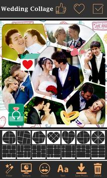Wedding Photo Collage Maker screenshot 1