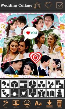 Wedding Photo Collage Maker screenshot 2