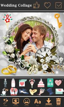 Wedding Photo Collage Maker screenshot 4