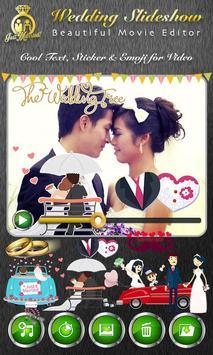 Wedding Photo to Video Maker apk screenshot