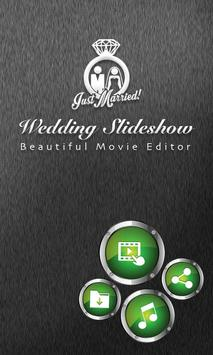 Wedding Photo to Video Maker poster