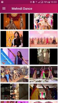 Mehndi Dance apk screenshot