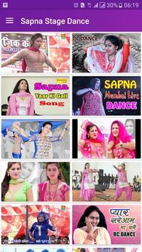 Sapna Stage Dance poster