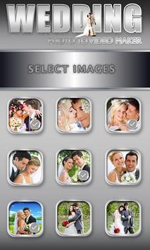 Wedding Photo Video Editor apk screenshot