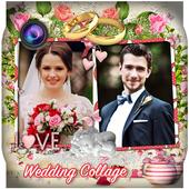 Wedding Collage Maker icon