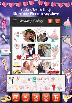 Wedding Collage Maker screenshot 4