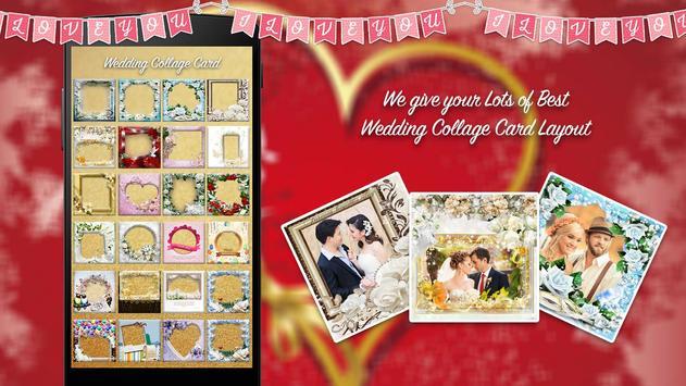 Wedding Collage Maker poster