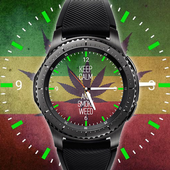 Weed Watchface icon