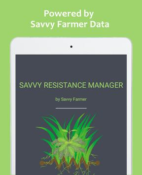 Savvy Resistance Manager screenshot 3