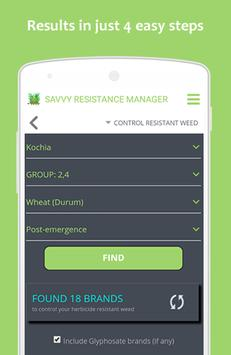 Savvy Resistance Manager screenshot 1