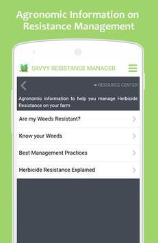 Savvy Resistance Manager screenshot 2