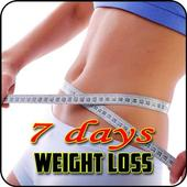 7 Days Weight Loss icon