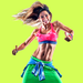 Weight Loss dance aerobic