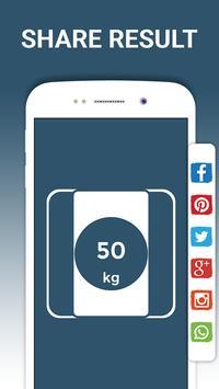 Weight Machine Prank screenshot 4
