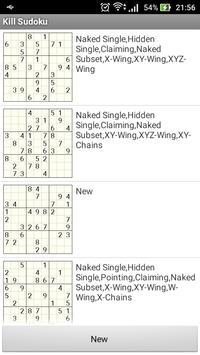 Kill Sudoku Step by Step poster
