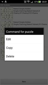 Kill Sudoku screenshot 7