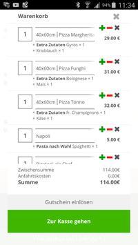 City Pizza Weinböhla screenshot 4