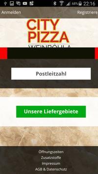 City Pizza Weinböhla screenshot 2