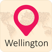 Wellington, NewZealand - Free Travel Guide App icon