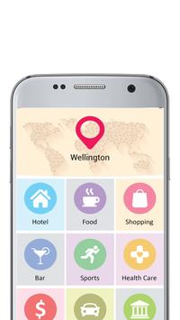 Wellington, NewZealand - Free Travel Guide App screenshot 1