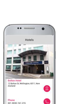 Wellington, NewZealand - Free Travel Guide App screenshot 3