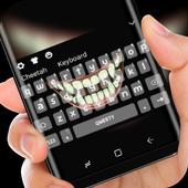 Werewolf teeth Keyboard Theme icon