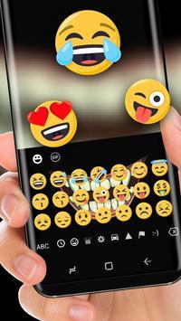 Werewolf teeth Keyboard Theme apk screenshot
