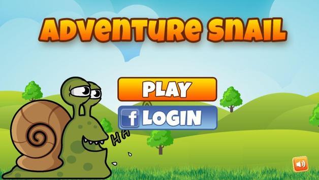 Adventure Snail poster