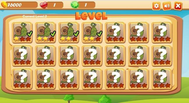 Adventure Snail apk screenshot