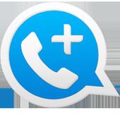 واتس اب بلس الازرق الجديدPrank icon