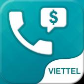 Quản Lý Cước Di Động Viettel icon