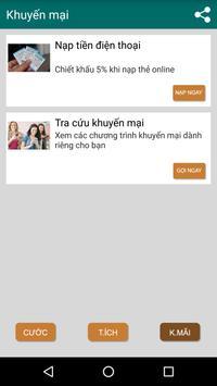 Quản Lý Cước Di Động Viettel screenshot 3